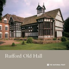 National Trust Rufford Old Hall Guidebook