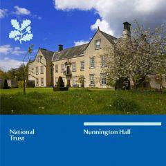 National Trust Nunnington Hall Guidebook