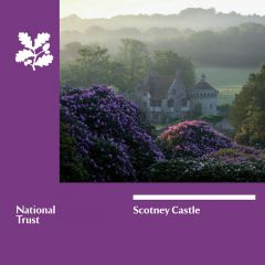 National Trust Scotney Castle Guidebook