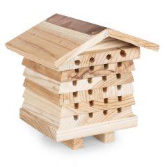 Garden Solitary Bee Hive
