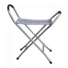 National Trust Quattro Stool, Charcoal