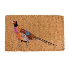 Coir Pheasant Doormat