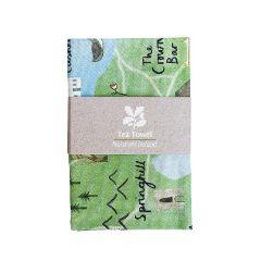 National Trust Northern Ireland Cotton Tea Towel