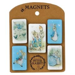 Beatrix Potter Peter Rabbit Magnet Set
