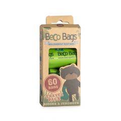 Eco-Friendly Dog Poop Bags, 60