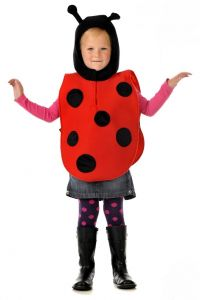 Children's Dress Up Ladybird Tabard