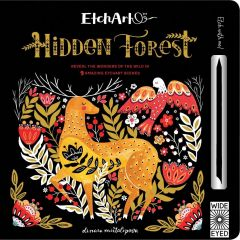 Etch Art: Hidden Forest