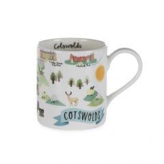 National Trust Cotswolds Mug