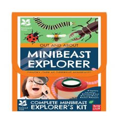 National Trust: Complete Minibeast Explorer's Kit