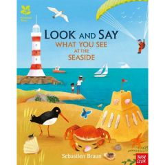 Look and Say What You See at the Seaside