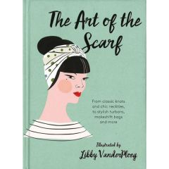 The Art Of The Scarf Book