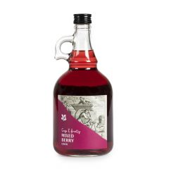 Mixed Berry Cider Flagon