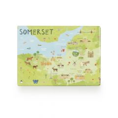 National Trust Somerset Magnet