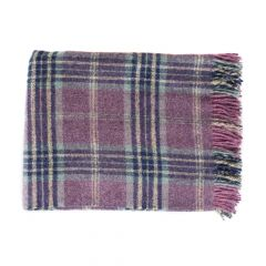 Bronte by Moon for National Trust Wool Throw, Longshaw