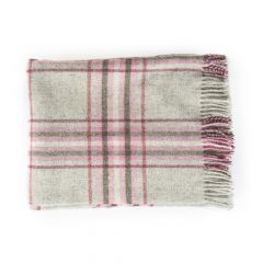 Bronte by Moon for National Trust Wool Throw, Mottisfont