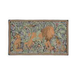 William Morris Forest Tapestry Wall Hanging