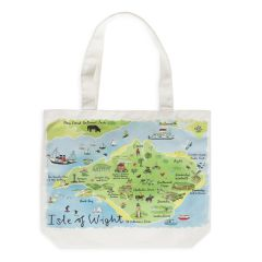 National Trust Isle of Wight and Hampshire Canvas Bag