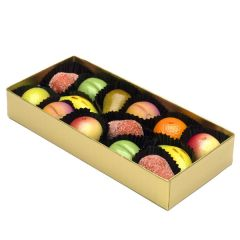 National Trust Almond Marzipan Fruits