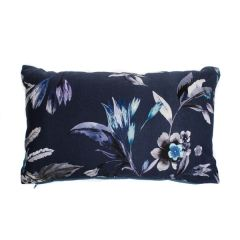 National Trust Petworth Trailing Floral Cushion, Oblong