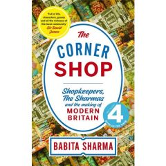 Corner Shop Shopkeepers, Sharma's Modern Britain
