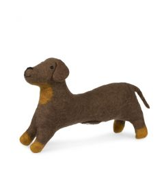 Frankie the Sausage Dog, Felt Dog