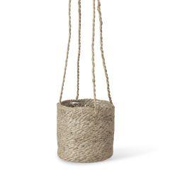 Hanging Plant Pot, Jute