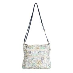 National Trust Cross Body Bag, Nymans Foliage