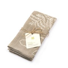 Nymans Foliage Fabric napkins, Set of 2