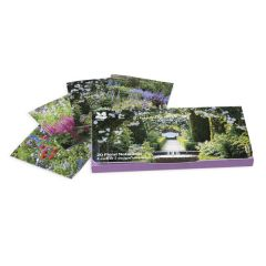 Floral Photographic Notecards, Pack of 20