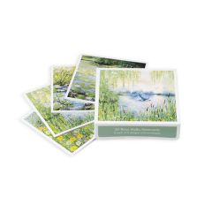 Lucy Grossmith Rivers Notecards, Set of 20