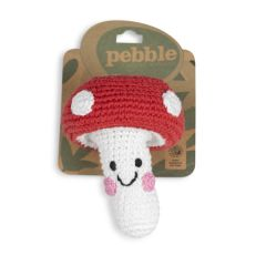 Pebble, Toadstool Rattle