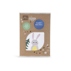 Bunny Peg Doll Mini Craft Kit