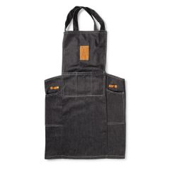 Dark Denim Garden Apron