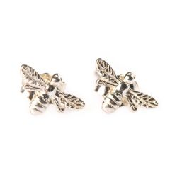 The Old Farmhouse Jewellery Stud Earrings, Bee