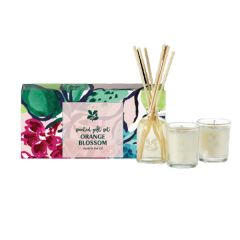 Orange Blossom Scented Gift Set