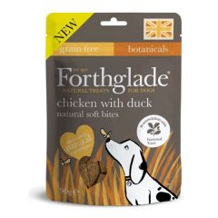 National Trust Forthglade Dog Treats, Chicken with Duck 90g