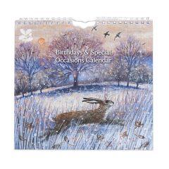 Lucy Grossmith Hare Birthday Calendar