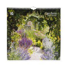 National Trust 2021 Gardens Calendar
