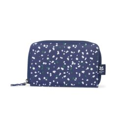 Conwy Pebbles Navy Purse