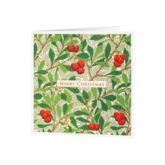 National Trust Berry Foliage Christmas Cards, Pack of 10