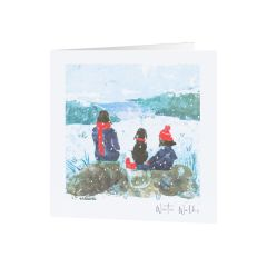 National Trust Winter Walks Christmas Cards, Pack of 10