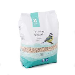 National Trust CJ Wildlife Hi-Energy No Mess Seed Mix, 3L