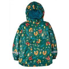 National Trust Frugi Woodland Wanders Puddle Buster Coat