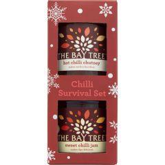The Bay Tree, Chilli Survival Set