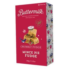Mince Pie Crumbly Fudge