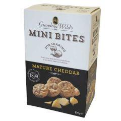 Mature Cheddar Mini Bites, 100g
