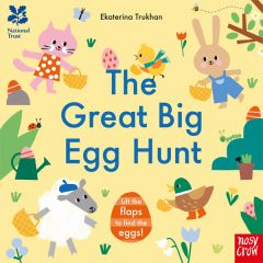 National Trust The Great Big Egg Hunt