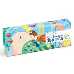 Miss Birdy Jigsaw Puzzle, 350 Pieces