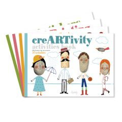 CreARTivity Activities Book
