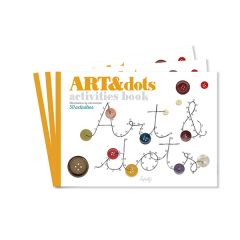 ART and Dots Activities Book